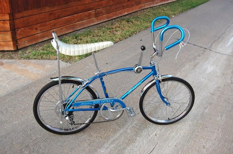 Vélo : américain vintage