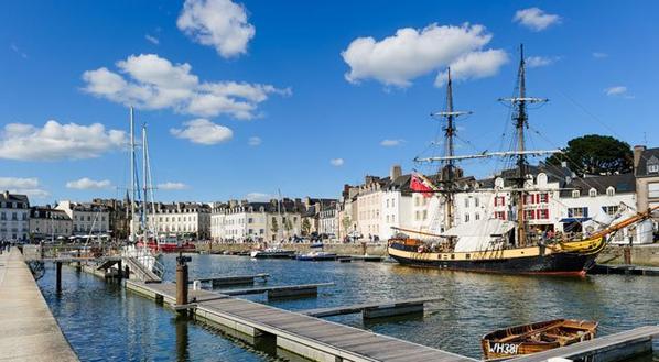 Corrida Vannetaise (Vannes, 56) - Un air de pays pour Gaël Le Ruyet