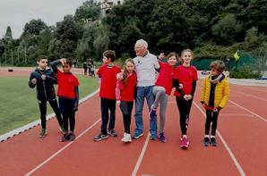 Meeting Kids Athlletics (Nice) - 4ème étape du Challenge Poussins 2020