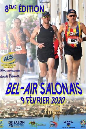 10 km du Bel Air (Salon-de-Provence, 13) - Magali Reymonenq 3ème (1ère Master 3)