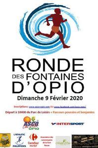 La Ronde des Fontaines 2020 (Opio) - Julien Durand 6ème, Michel Bigoundou 13ème