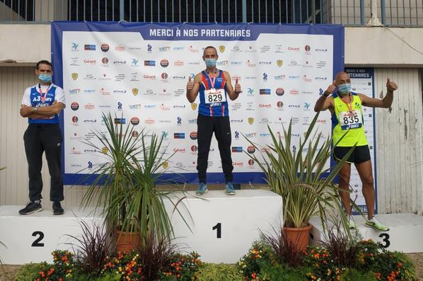 France Masters 2020 (Châlon-sur-Saône) - Médailles d'or et d'argent pour l'ASPTT Nice