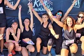 Run des Demoiselles 2021 (Var) - Michèle Righi 2ème