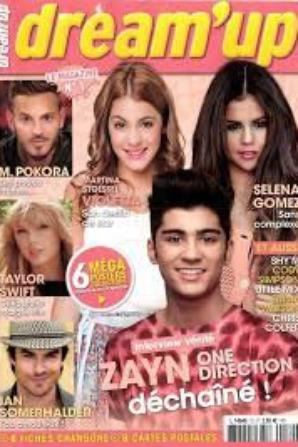 magazines violetta