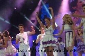 Martina et la troupe a Milan!!!!