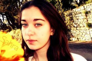 Moi et ma pomme d' amour.♥