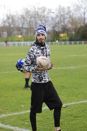 moi au rugby
