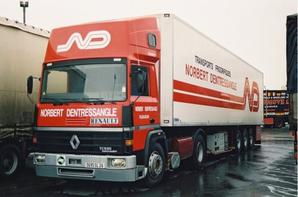 Camions Renault ND