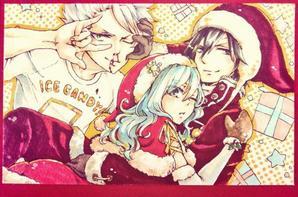 Joyeux Noël^^