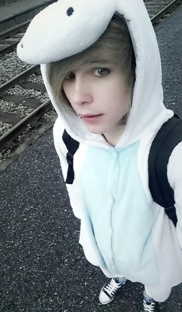 Emo boy teen I Lost
