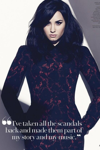"Demi pour ""Fashion"" magazine : extraits de l'interview"