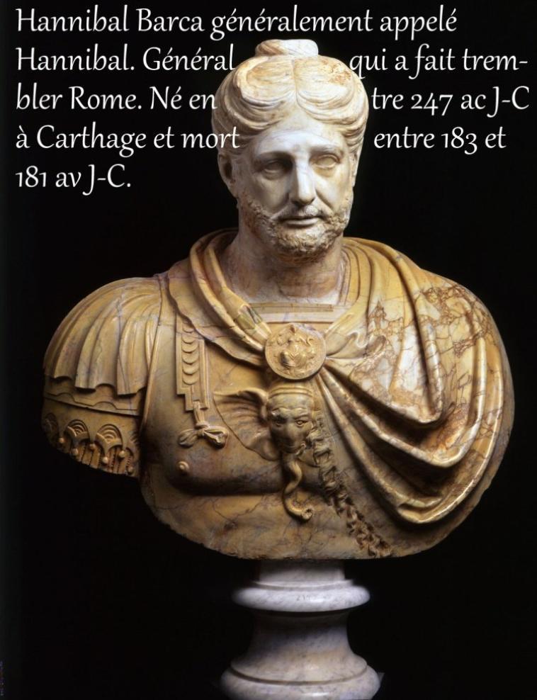 HANNIBAL BARCAL A FAIT TREMBLER Rome!