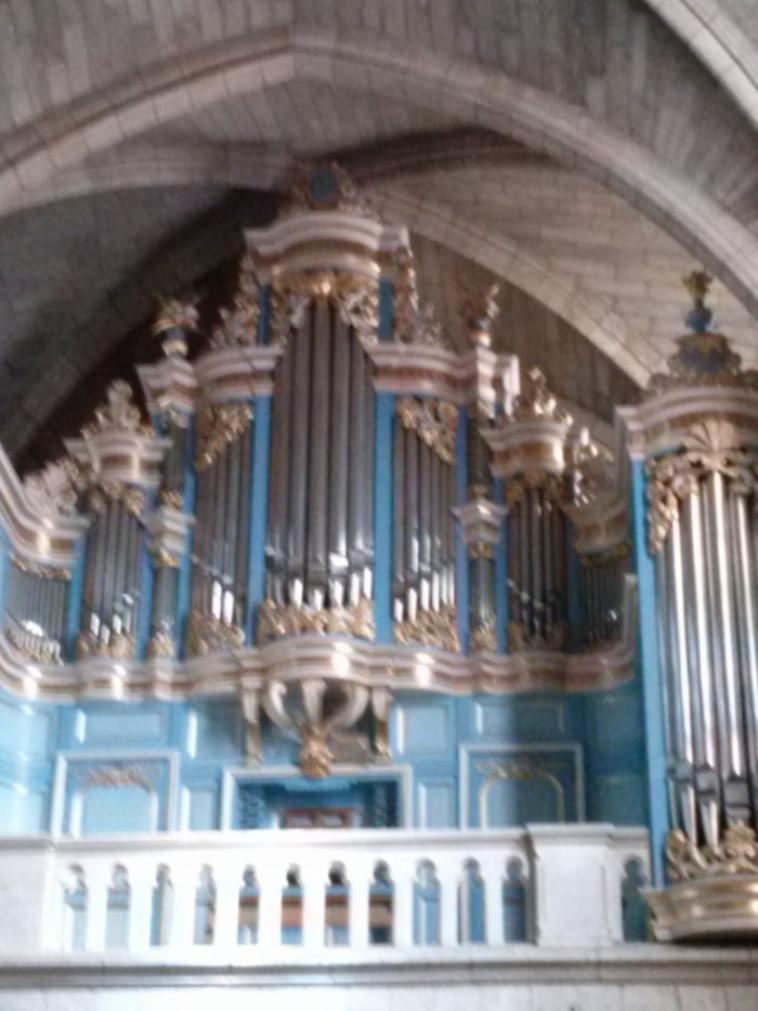 orgue de merignac