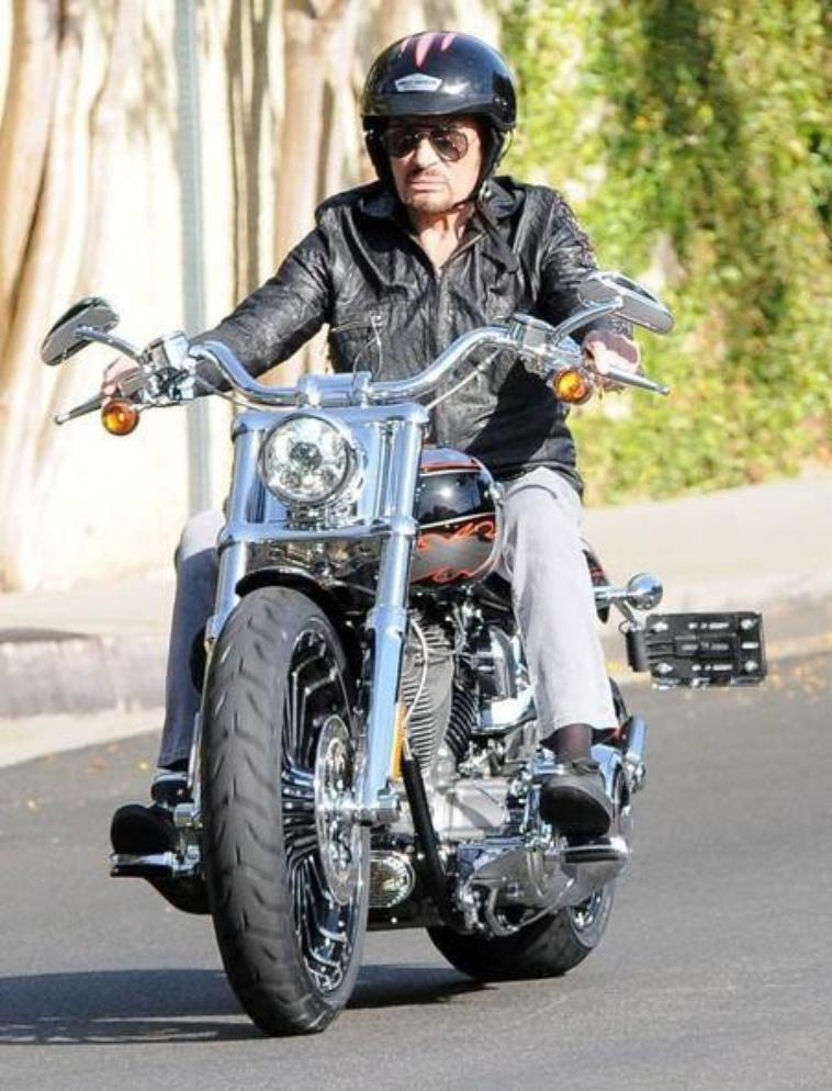 Petite virée en moto 23/04/2014 @JohnnySjh