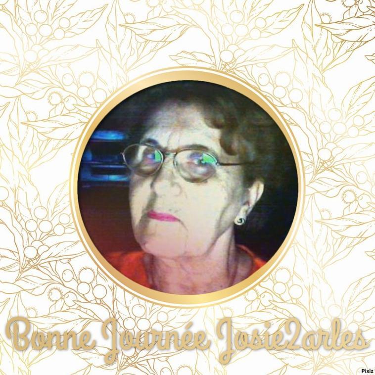 POUR MON AMIE JOSIE2ARLES