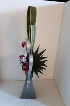 cours du 11 et 12 janvier 2019 à l'abadie avec fleur'art