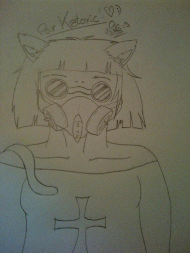 """Girl-Powa"" by #Neko"