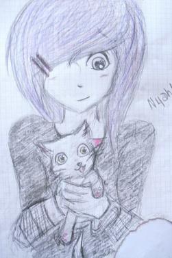 Dessins de Moko-chan :)