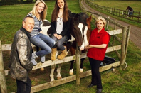 Anthony Head et sa famille