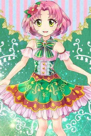 Aikatsu Biographie ♥6♥