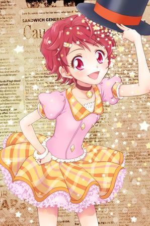 Aikatsu Biographie ♥7♥