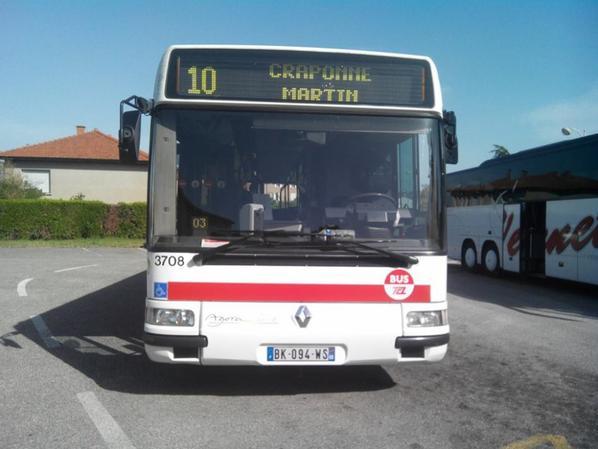 agora line euro 2 3708  ligne 10