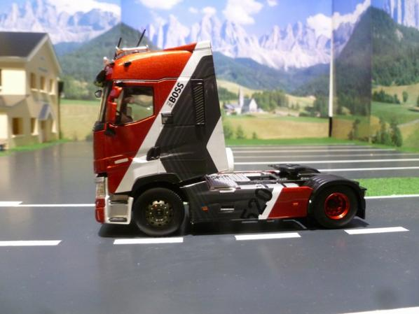 renault  T 520 high ; the boss .