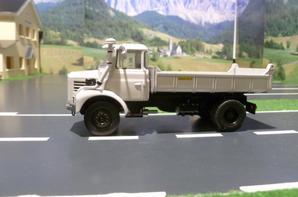 Berliet  L62  RM3  benne