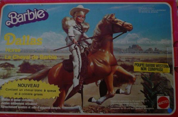 Cheval Dallas n° 3466 de 1981