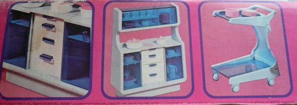 Cuisine bleue n°2152 de 1978