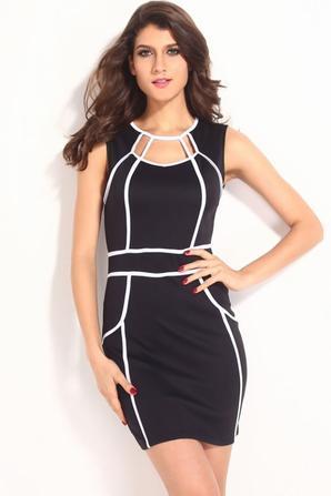 fashion mini dress