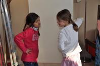 ANIF 1                       REPORTAGE SUR LE DEROULEMENT D'UN ANNIVERSAIRE ENFANTS