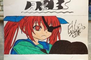 dessine manga