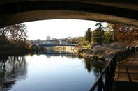 Sous les ponts de Besançon