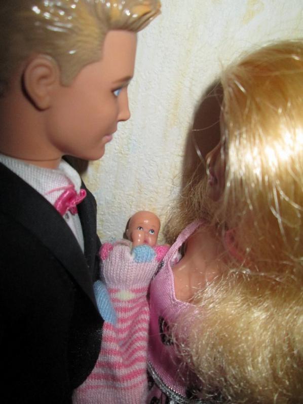 Barbie vous annonce une bonne nouvel