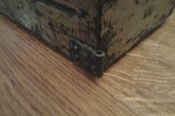 caisse allemande ww2 camouflage sable payer 1 ¤  a identifier