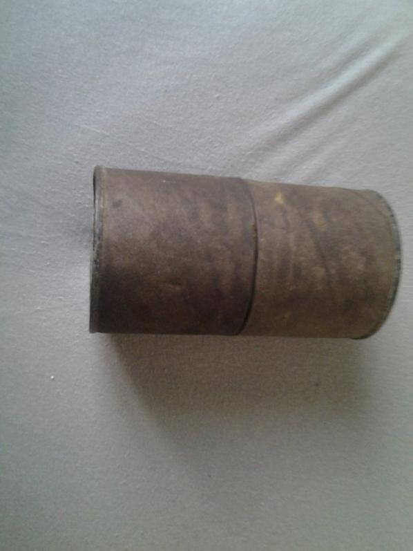 nouvelle rentrée : boîte pour grenade us ww2
