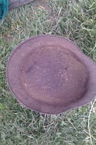 détails de ma coque de casque allemand mle 35