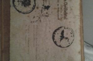 détails de mes cartes de la Luftwaffe