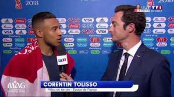 Biographie de Corentin Tolisso