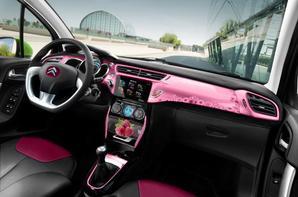 Old Photoshop: Citroën C3 Dashboard Evolution