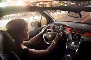 Old Photoshop: Citroën DS3 Dashboard Evolution