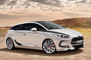 Old Photoshop: Citroën DS5 Racing & Coupe