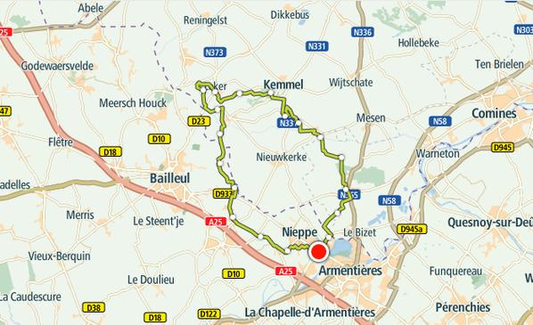 DERNIERE SORTIE DE LA SAISON !! 40 km en 2h10 KEMMEL Mt NOIR !!!