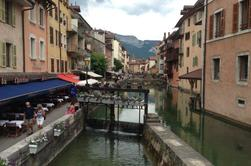 Balade à Annecy + spectacle