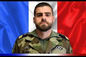Voila à quoi se réduit le deces d'un soldat Francais en OPEX - Un fait divers - quelle honte !!!!