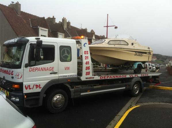transport bateau