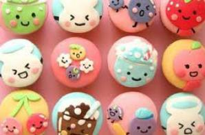 Cupcake  miam!!!