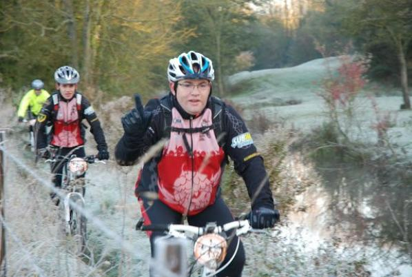 Bantouzelle 2012 en monocycle 35 KM