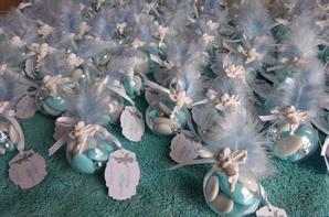 anges blanc et bleu